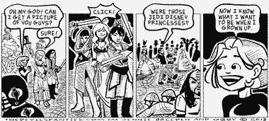 Self Rescuing Princesses