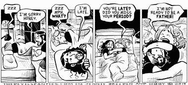 sleep logic