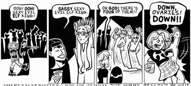 Lady boners.