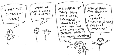 This comic is old. I should have posted it a few months ago when it happened.