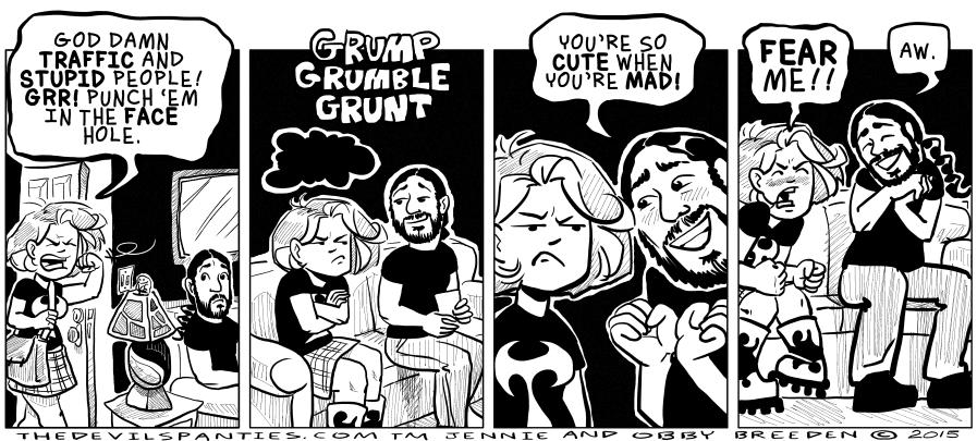 Grr, argh