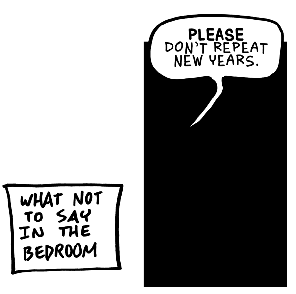 also what TO say in the bedroom. Communication is good.