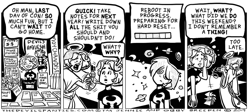 This is not a pregnancy comic.