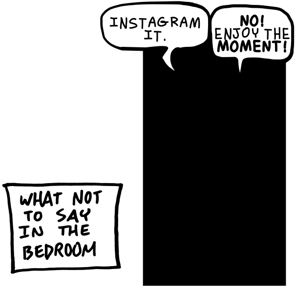 Please practice safe social media.