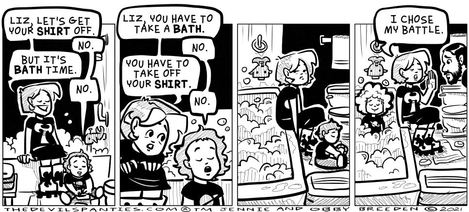 Bath Shirt