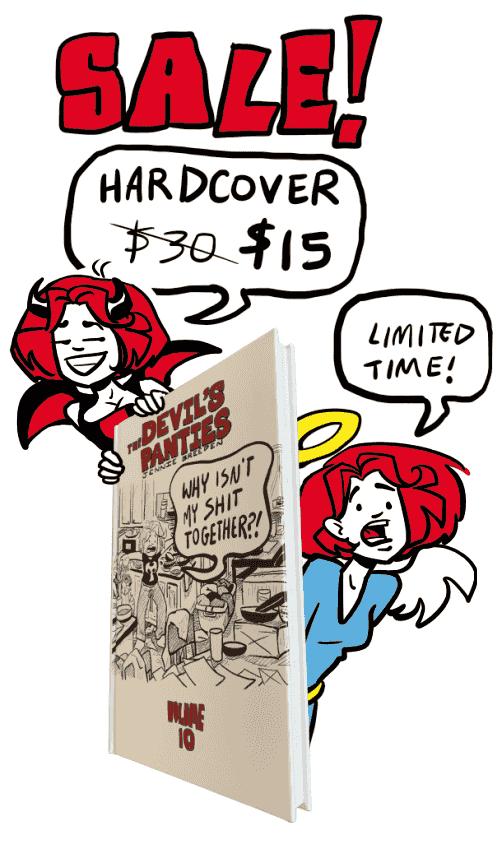 Sale hardback